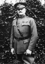 Gen. John Pershing. General Headquarters, Chaumont, France. October 19, 1918.