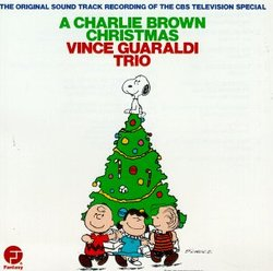 Record cover from A Charlie Brown Christmas